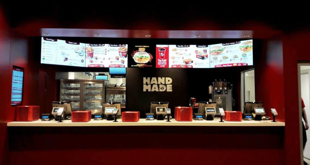 KFC - Banco
