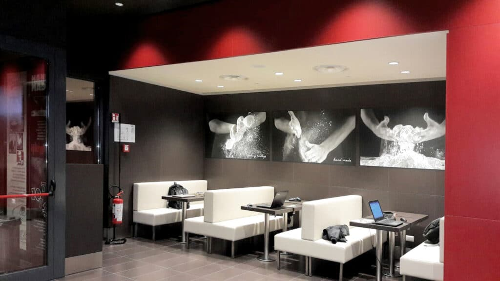 KFC - Tavoli